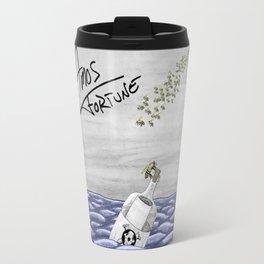 Amos Fortune Bees & Seas Travel Mug