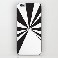 pyramid iPhone & iPod Skins featuring Pyramid by Vadeco
