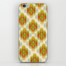 60's Pattern iPhone Skin