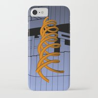 saga iPhone & iPod Cases featuring Saga Del Rio Salino by Charles Emlen