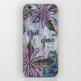 Give Grace iPhone Skin