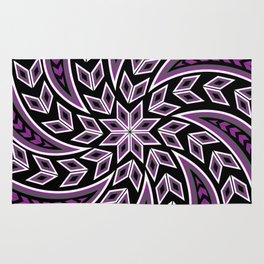 Wind Spirit (Purple) Rug