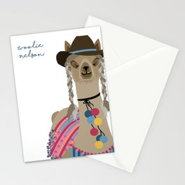 Woolie Nelson Stationery Cards