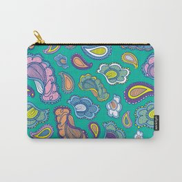 BP 31 Paisley Carry-All Pouch