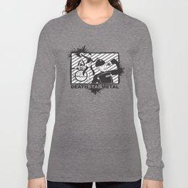 DEATHSTARMETAL Long Sleeve T-shirt
