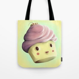 Princess Cupcake Tote Bag