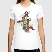 street fighter T-shirts featuring Street Fighter 25th Anniversary!!! by Ed Warner