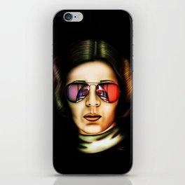 STAR WARS Princess Leia  iPhone Skin