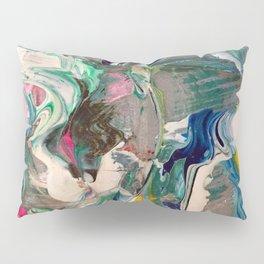 Abstract Paint 1 Pillow Sham