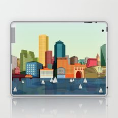 City Boston Laptop & iPad Skin