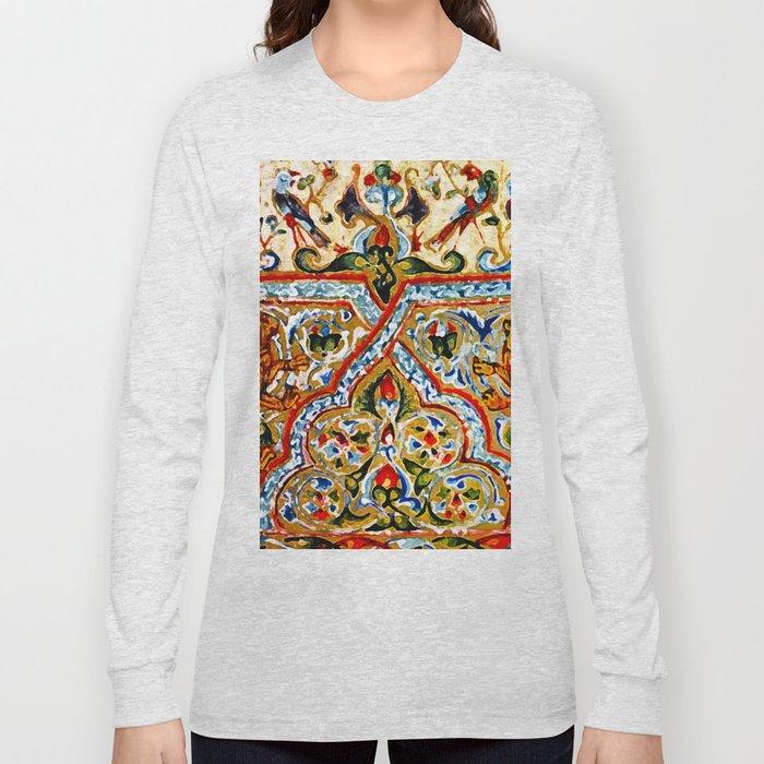 old motives / colorful / Armenian  Long Sleeve T-shirt