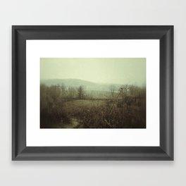 Silent Hill Framed Art Print
