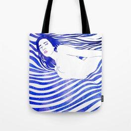 Water Nymph XIV Tote Bag