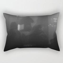 At the theatre Rectangular Pillow