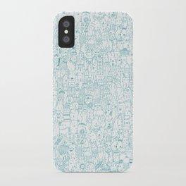 The farmer iPhone Case