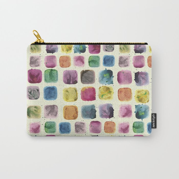 Colors in Suspension02 Carry-All Pouch