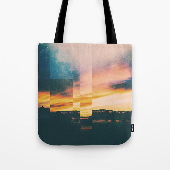 Fractions A54 Tote Bag