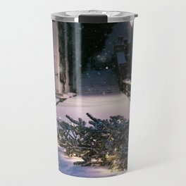 Chrismas Tree Travel Mug