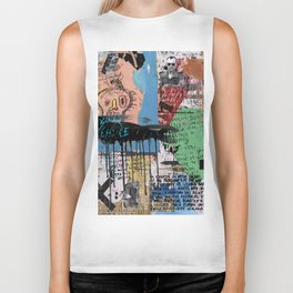 A Lower Eastside Memory Biker Tank