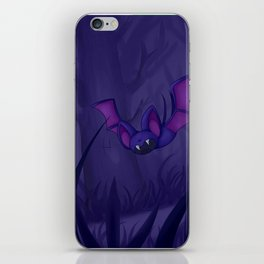 Zubat in the wood iPhone Skin