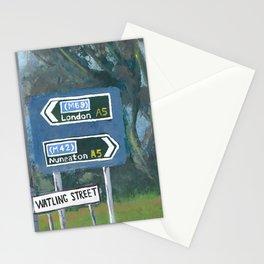 Watling Street Roman Road Stationery Cards