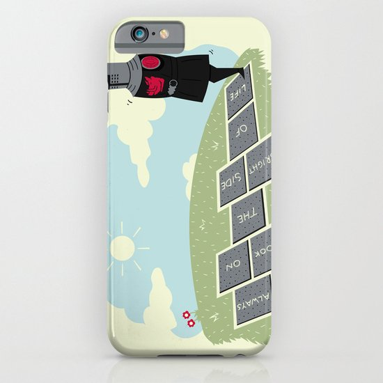 The Optimist iPhone & iPod Case