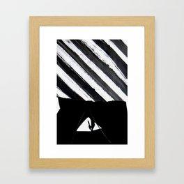Kollage n°6 Framed Art Print
