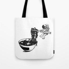 space ramen Tote Bag