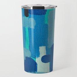 basketweaving underwater Travel Mug
