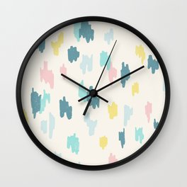 Fondu ! Wall Clock