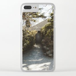 A Hobbit's House Clear iPhone Case