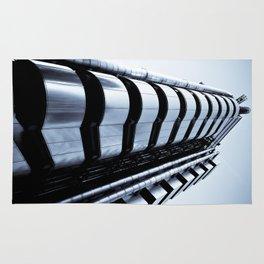 Lloyds Of London building Rug
