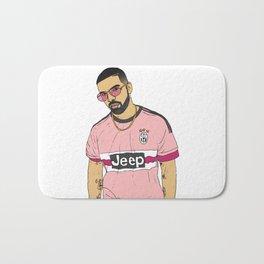Drake Juventus Jersey Bath Mat