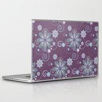 brooklyn Laptop & iPad Skins featuring Brooklyn by HollyPop Designs