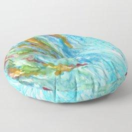 Sea Fan Floor Pillow