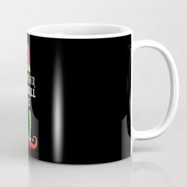 Fußball Elf Partnerlook Weihnachten Coffee Mug