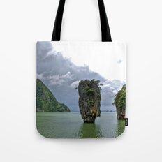 007 Island Tote Bag