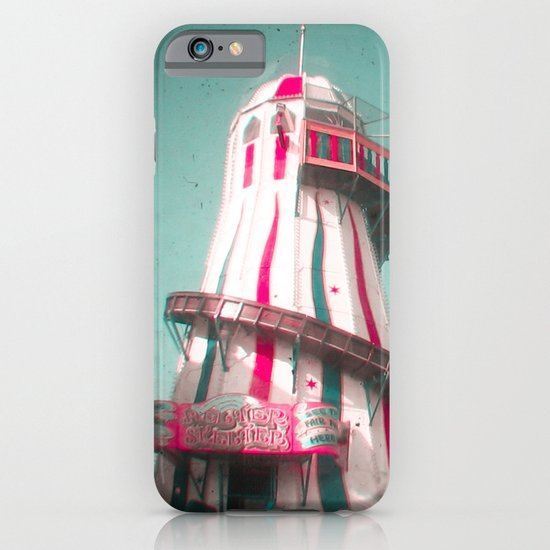 Helter Skelter iPhone & iPod Case