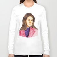 ultraviolence Long Sleeve T-shirts featuring LANA II by Share_Shop
