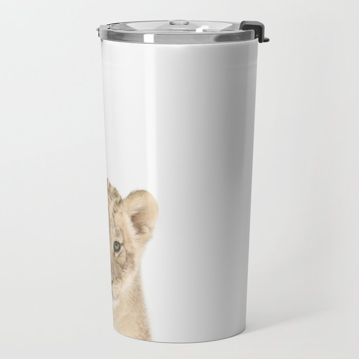 Baby Lion Travel Mug