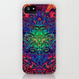 Goa No.02 iPhone Case
