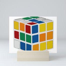 The Color Cube Mini Art Print