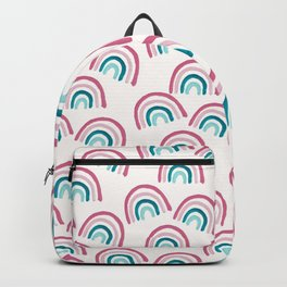 Rainbow Dream Pattern #1 (Kids Collection) #decor #art #society6 Backpack
