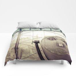 New York City Summer Comforters