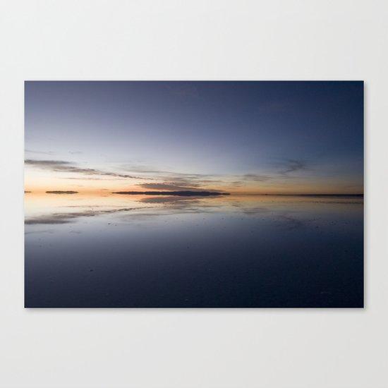Lake Canvas Print