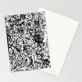 Pile Of Neverending Suffering Stationery Cards
