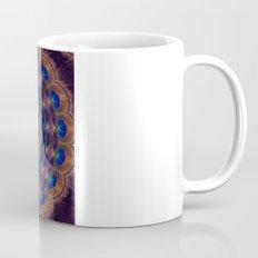 Peacock Pinwheel Mug