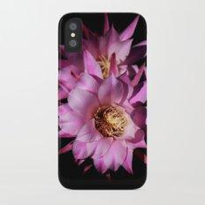 Queen of the Night iPhone X Slim Case