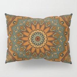 Moroccan sun Pillow Sham