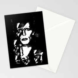 Bowie Stationery Cards